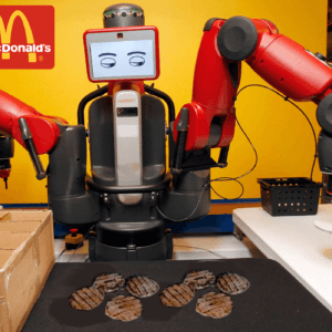McDonald's introducirá la inteligencia artificial en su servicio McAuto