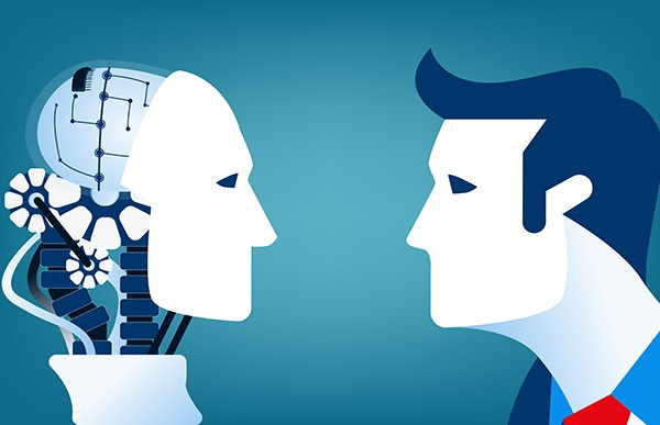 humanos vs inteligencia artificial